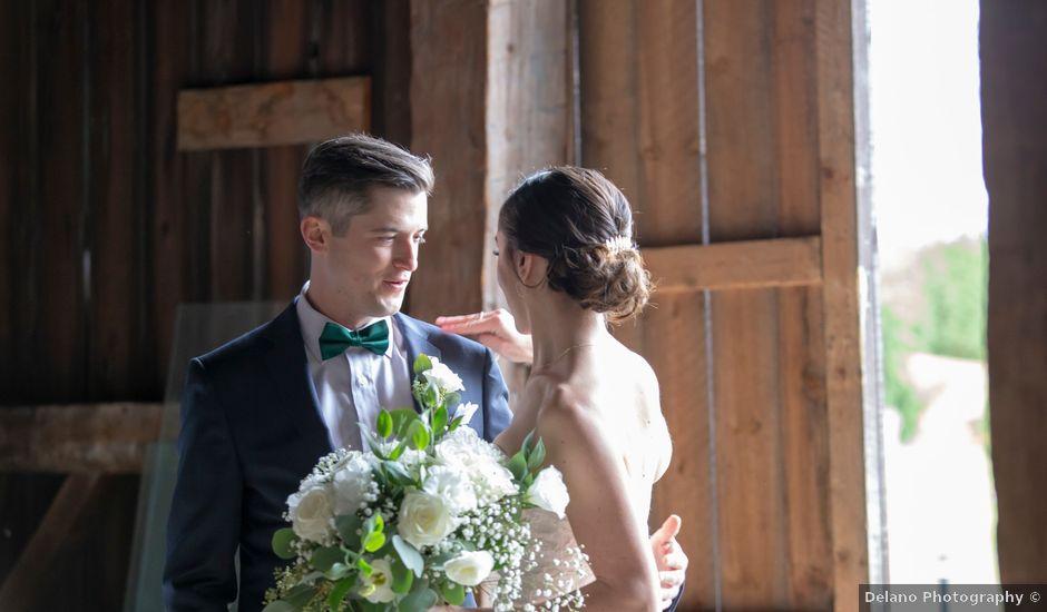 Andrew and Arleen's wedding in Newmarket, Ontario
