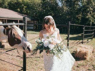 The wedding of Amy and Keegan 2