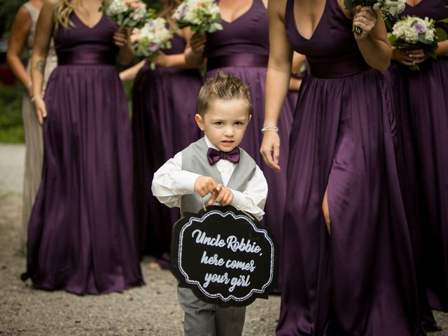 Robbie and Chelsea's wedding in Canmore, Alberta 15