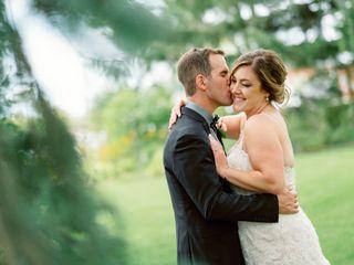 The wedding of Kayla and Josh