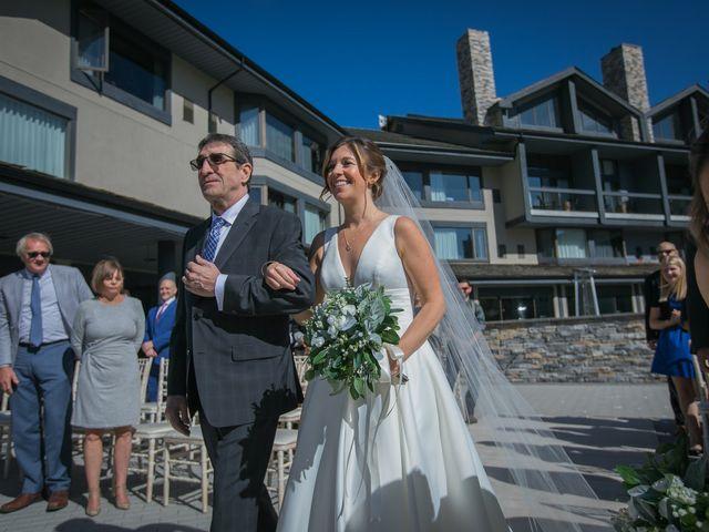 Mike and Brooke's wedding in Kananaskis, Alberta 6