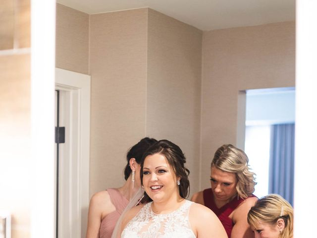 Victor and Kristine's wedding in Canmore, Alberta 36