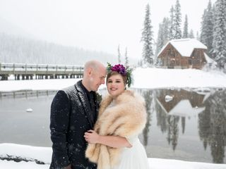 The wedding of Lorah and Brad 1