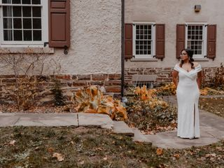 The wedding of Ferlisha and Jordan 1