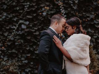 The wedding of Ferlisha and Jordan