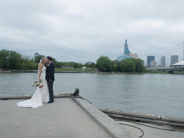 Anders and Tara's wedding in Winnipeg, Manitoba 1