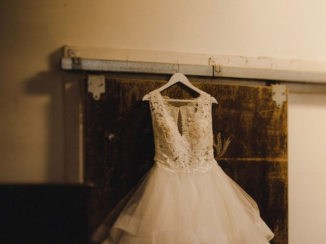 Erika and Zach's wedding in Vernon, British Columbia 4