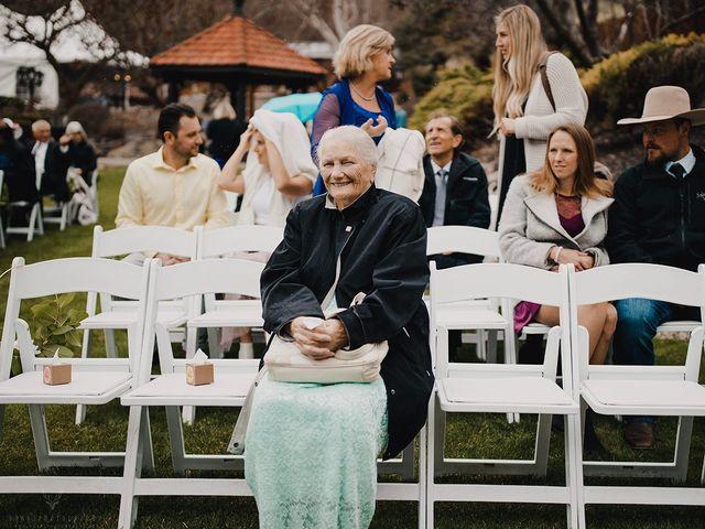 Erika and Zach's wedding in Vernon, British Columbia 18