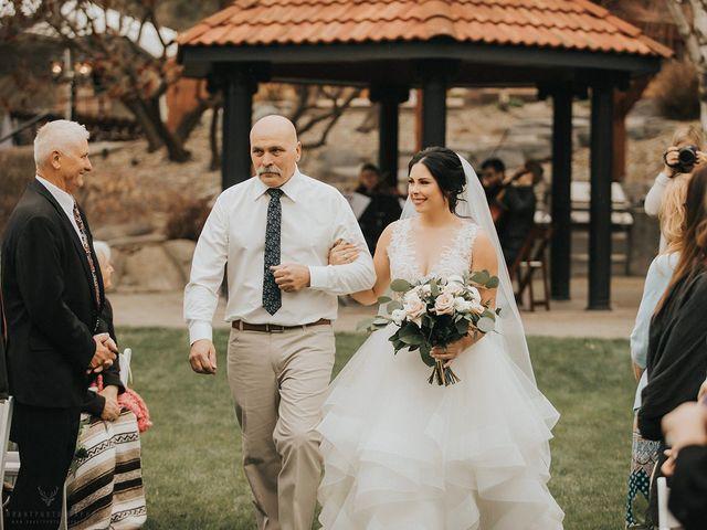 Erika and Zach's wedding in Vernon, British Columbia 20