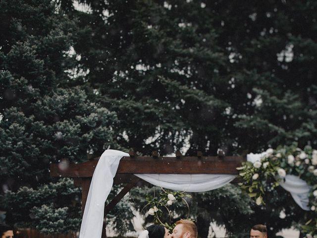 Erika and Zach's wedding in Vernon, British Columbia 24