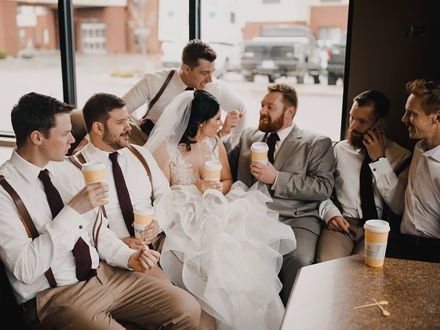 Erika and Zach's wedding in Vernon, British Columbia 27