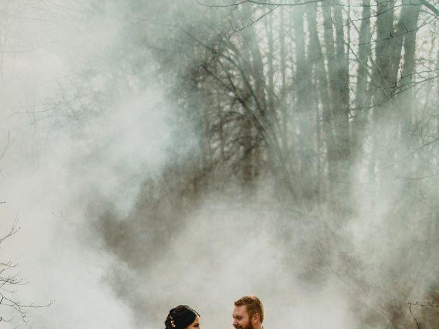 Erika and Zach's wedding in Vernon, British Columbia 35