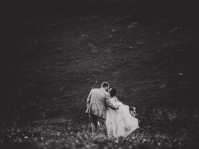 Erika and Zach's wedding in Vernon, British Columbia 36