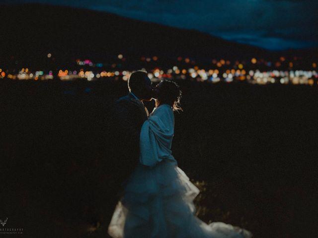 Erika and Zach's wedding in Vernon, British Columbia 40