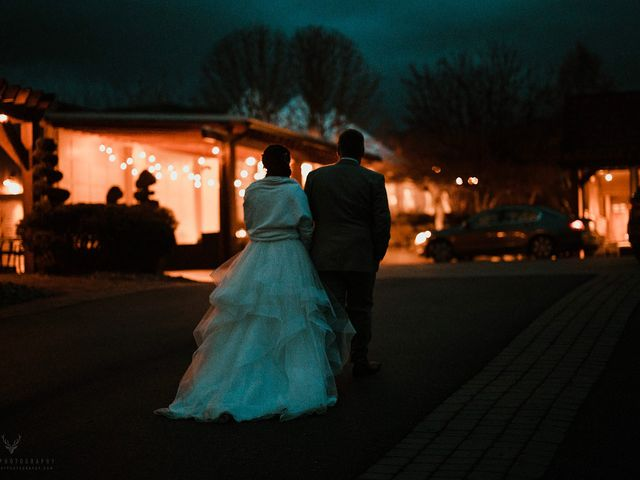 Erika and Zach's wedding in Vernon, British Columbia 41