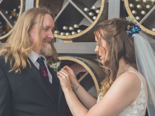 Chesney and Kristen's wedding in Prince George, British Columbia 3