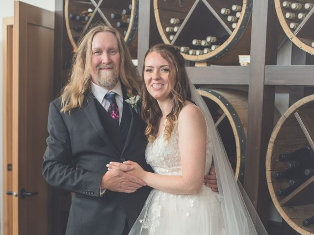 Chesney and Kristen's wedding in Prince George, British Columbia 4