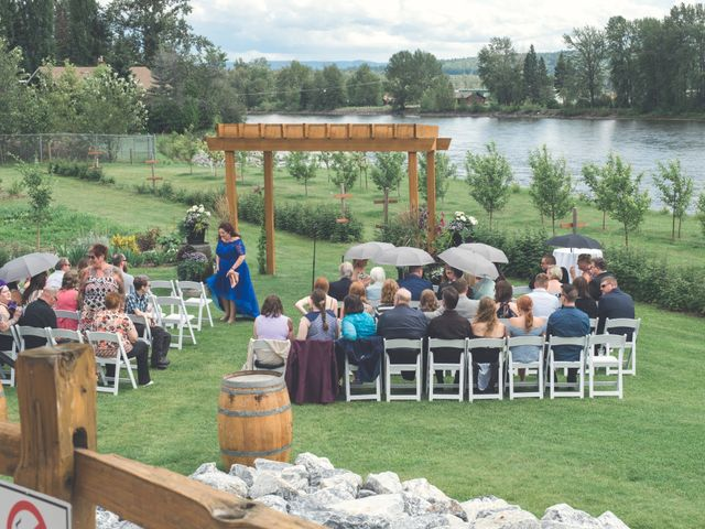 Chesney and Kristen's wedding in Prince George, British Columbia 6