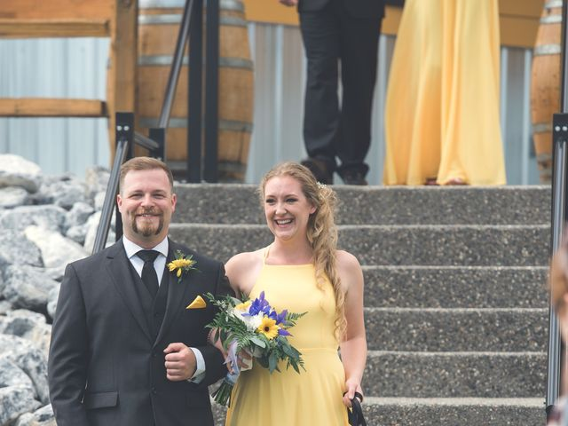 Chesney and Kristen's wedding in Prince George, British Columbia 10