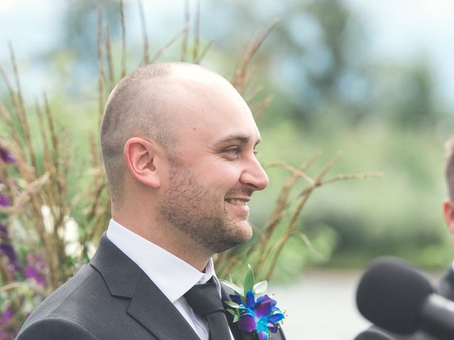 Chesney and Kristen's wedding in Prince George, British Columbia 13