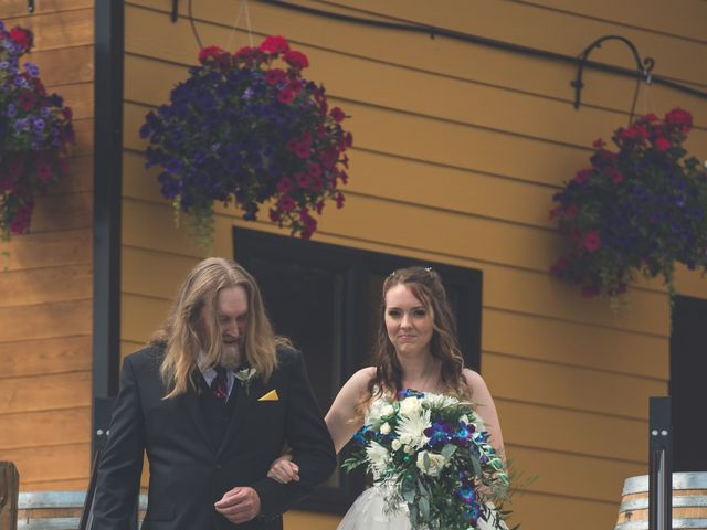 Chesney and Kristen's wedding in Prince George, British Columbia 14