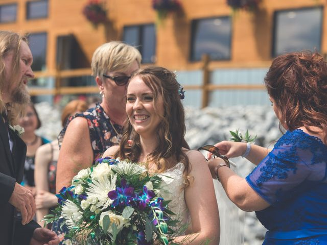 Chesney and Kristen's wedding in Prince George, British Columbia 17