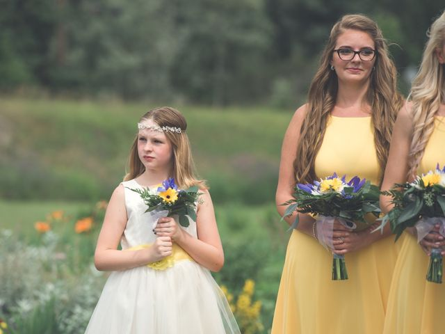 Chesney and Kristen's wedding in Prince George, British Columbia 19