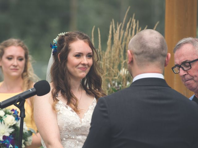 Chesney and Kristen's wedding in Prince George, British Columbia 21