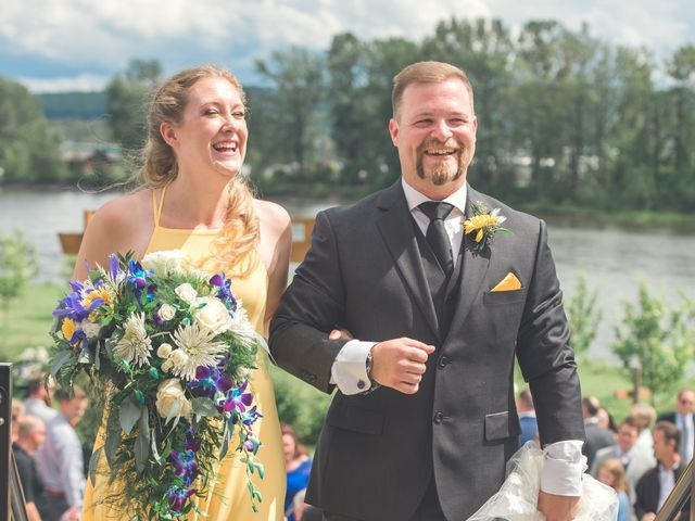 Chesney and Kristen's wedding in Prince George, British Columbia 31