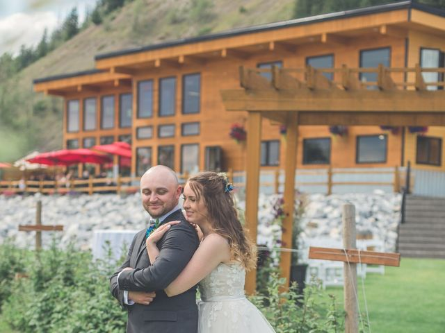Chesney and Kristen's wedding in Prince George, British Columbia 34