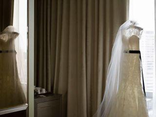 The wedding of Nicole and Richard 2