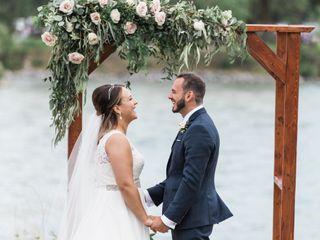 The wedding of Alina and Jamzy