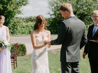 The wedding of Jacob and Alexa