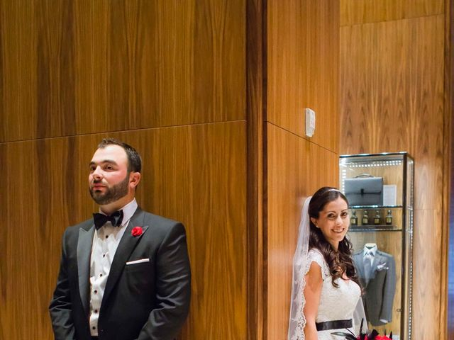 Richard and Nicole's wedding in Toronto, Ontario 18