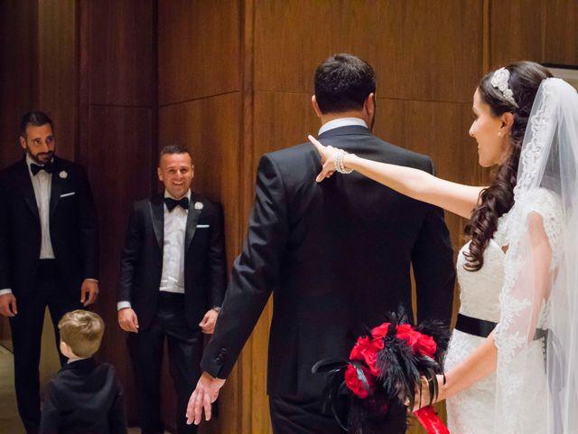 Richard and Nicole's wedding in Toronto, Ontario 20