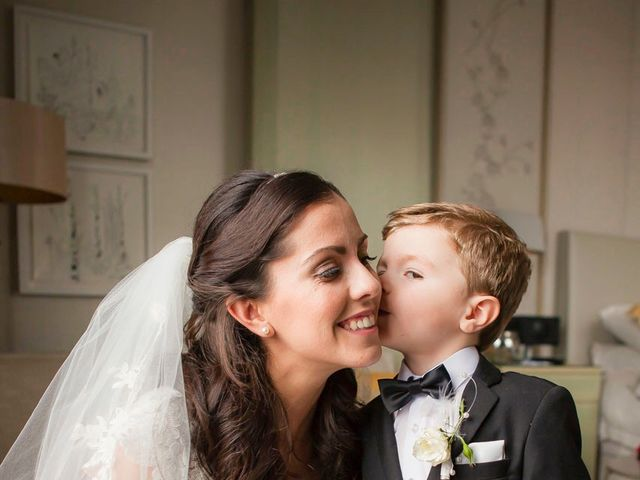 Richard and Nicole's wedding in Toronto, Ontario 45