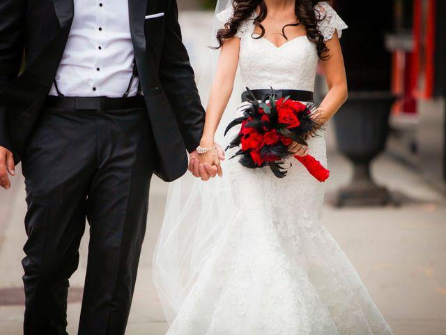 Richard and Nicole's wedding in Toronto, Ontario 57
