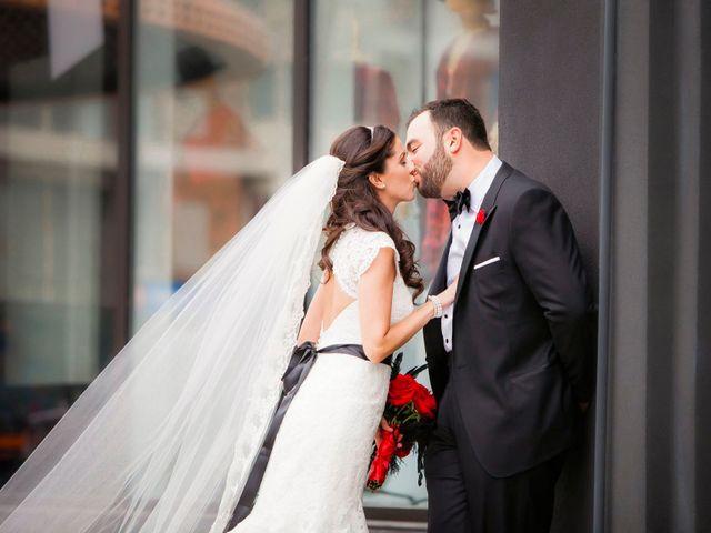 The wedding of Nicole and Richard