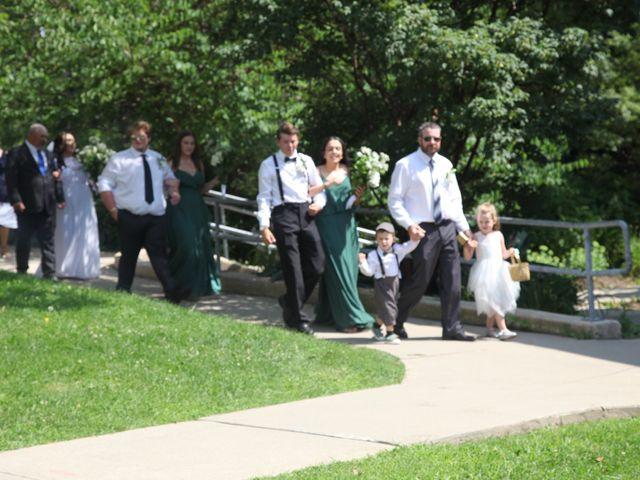 Mathew and Amanda 's wedding in Ancaster, Ontario 5