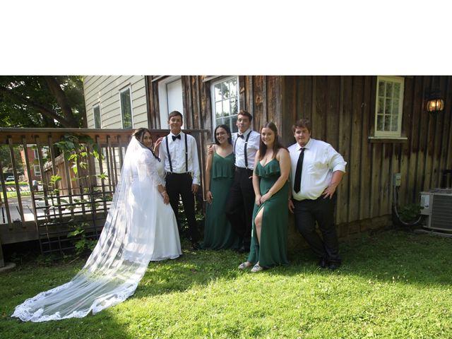 Mathew and Amanda 's wedding in Ancaster, Ontario 1