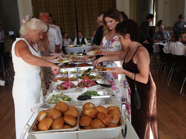 Mathew and Amanda 's wedding in Ancaster, Ontario 10