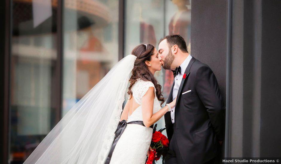 Richard and Nicole's wedding in Toronto, Ontario