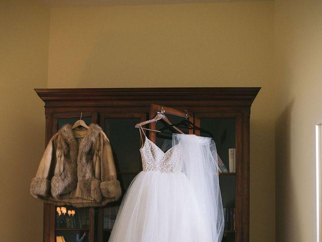 Alex and Nicole's wedding in Huntsville, Ontario 4