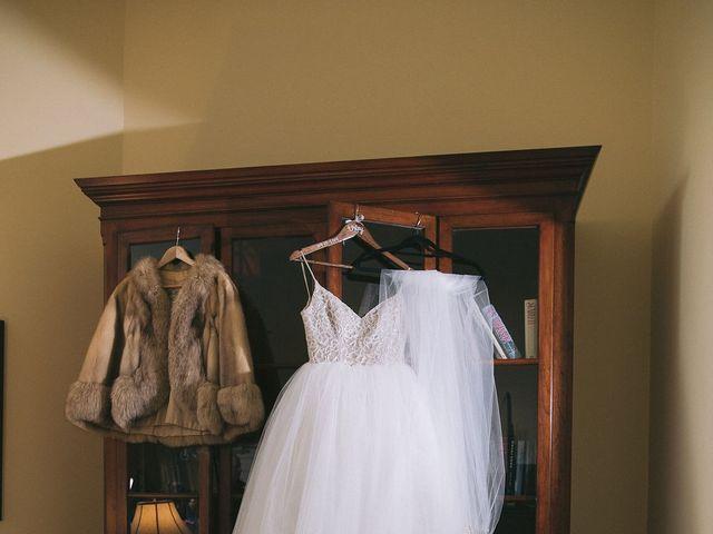 Alex and Nicole's wedding in Huntsville, Ontario 5