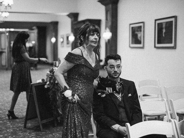 Alex and Nicole's wedding in Huntsville, Ontario 197