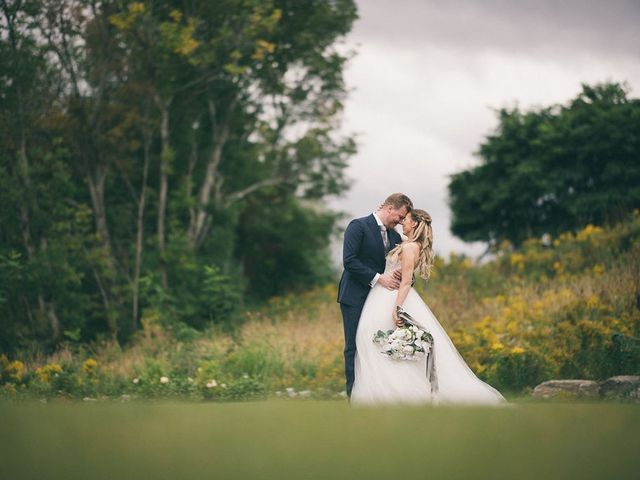 Alex and Nicole's wedding in Huntsville, Ontario 411