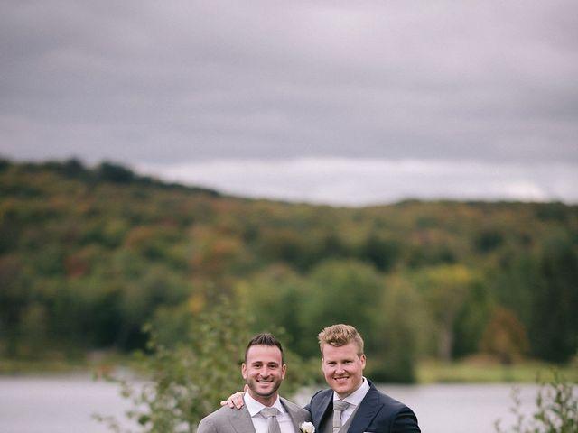 Alex and Nicole's wedding in Huntsville, Ontario 436