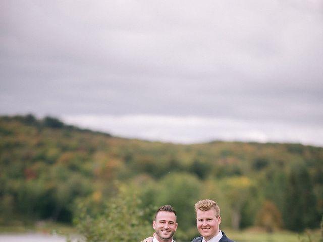 Alex and Nicole's wedding in Huntsville, Ontario 438