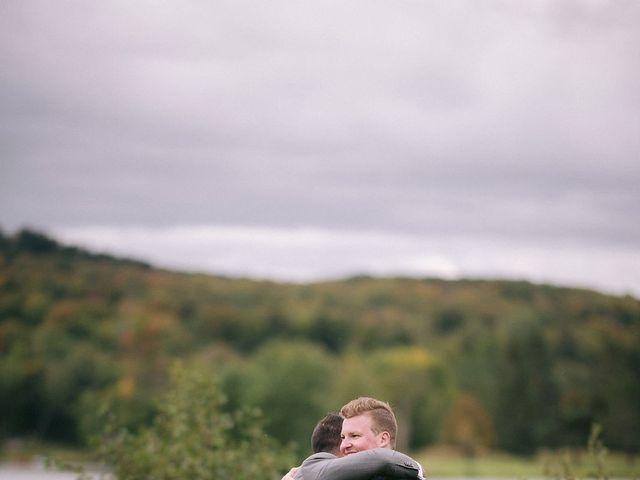 Alex and Nicole's wedding in Huntsville, Ontario 441