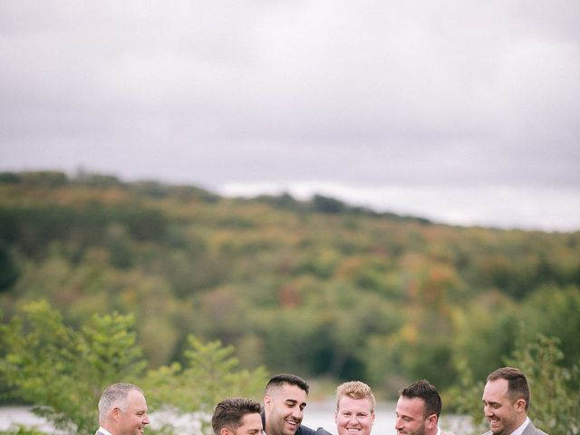 Alex and Nicole's wedding in Huntsville, Ontario 450